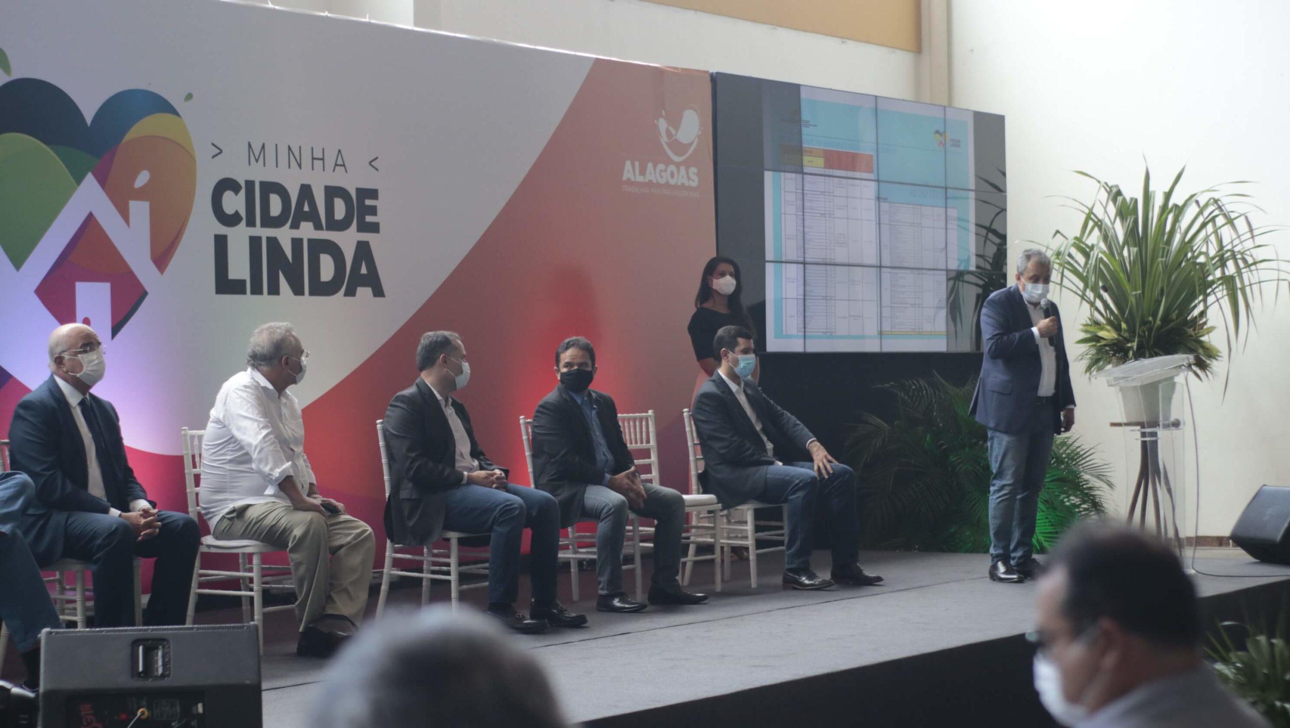 Programa Minha Cidade Linda - Governo de Alagoas [2021]