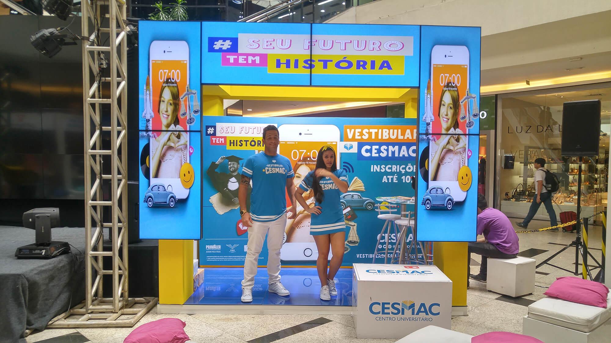 Stand Vestibular CESMAC [2017]